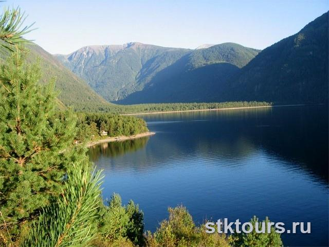 9_озеро телецкое