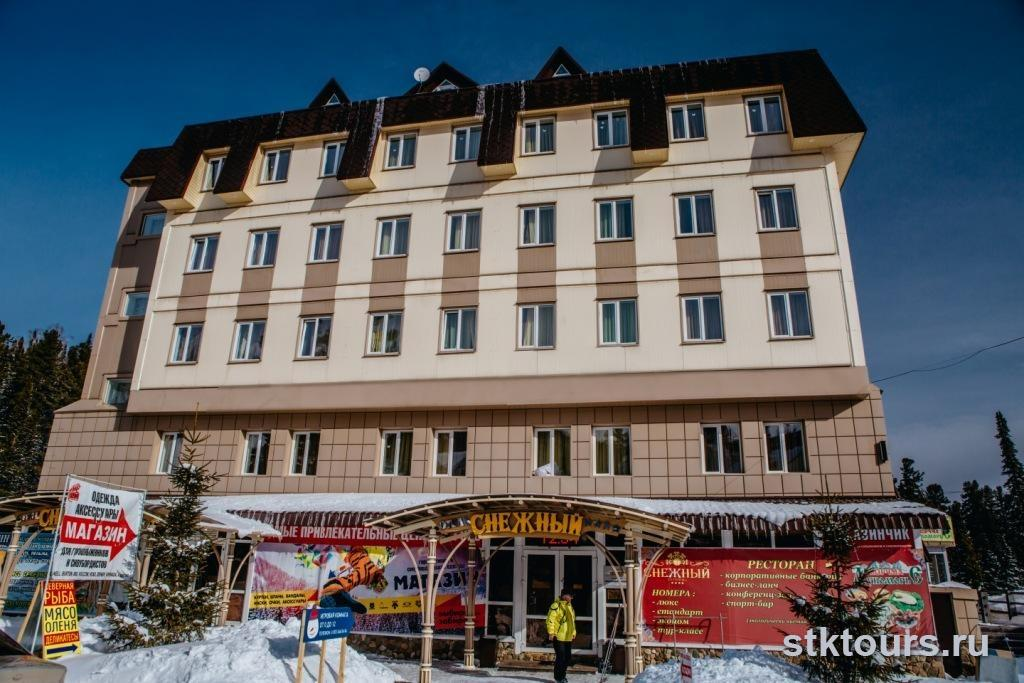 гостиницы с сауной